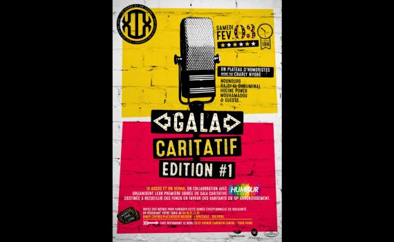 Association Courte Echelle - Gala caritatif